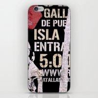 Isla iPhone & iPod Skin
