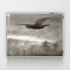 Stealth And Surprise Of The Night Owl Laptop & iPad Skin