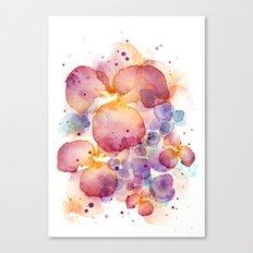 Dissolve Canvas Print