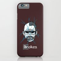 iPhone & iPod Case featuring Broken by Mike Handy Art