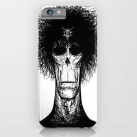 Zed Mercury: Psychopomp, portrait iPhone 6 Slim Case