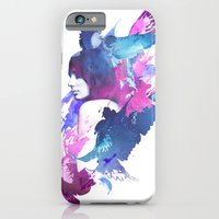 iPhone Cases featuring Bloody Fight by Robert Farkas
