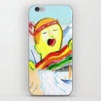 Sing! iPhone & iPod Skin