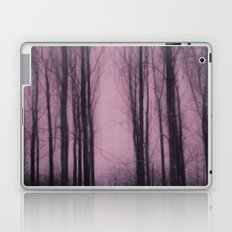 Woods red Laptop & iPad Skin