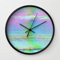 08-24-89 (Digital Drawin… Wall Clock