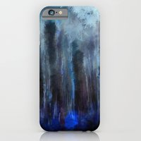 iPhone & iPod Case featuring Forest of soul by Ricardo Patino
