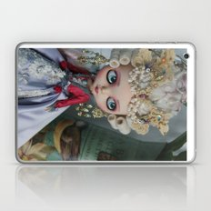 BAROQUE MARIE ANTOINETTE BLYTHE ART DOLL PINK Laptop & iPad Skin