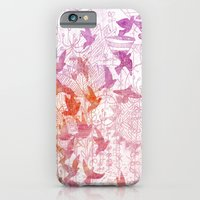 iPhone & iPod Case featuring flying dream by Marianna Tankelevich