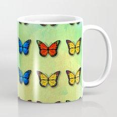 Butterflies pattern Mug