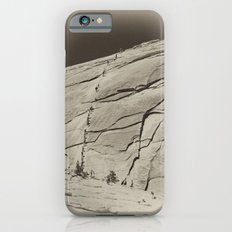 Yosemite Half Dome Hikers iPhone 6s Slim Case