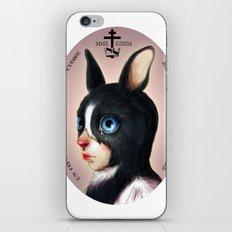 The Last Bunny  iPhone & iPod Skin