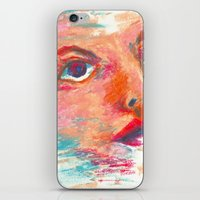 Color Swept iPhone & iPod Skin