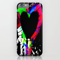 iPhone & iPod Case featuring Profits for Charity - Room For A Heart by Jussi Lovewell