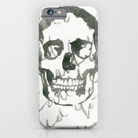 iPhone & iPod Case featuring I Want Your Skull by Girl + Parrot