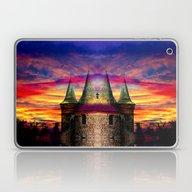 Castle Rocket Laptop & iPad Skin