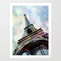 Paris 2 Art Print