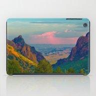 Chisos Mountain Park Big… iPad Case