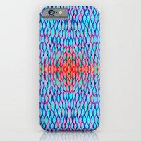 Flowing colors iPhone 6 Slim Case