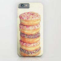 Stack Of Donuts iPhone 6 Slim Case