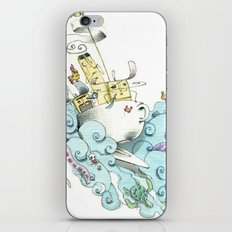 mon petit dejèune iPhone & iPod Skin