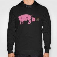 Pig Latin Hoody