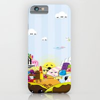 iPhone & iPod Case featuring SF Sweet World  by Superfried