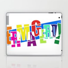 Ermagerd! Laptop & iPad Skin