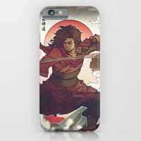 iPhone Cases featuring Avatar State by Caleb Thomas