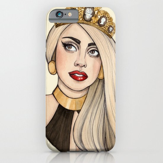 ARTPOP Princess VI iPhone & iPod Case