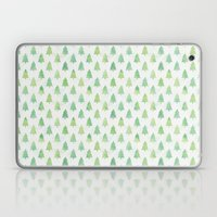 Simple Pine Tree Forest … Laptop & iPad Skin