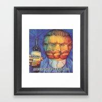 Absinthe Refined Framed Art Print