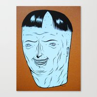 M.h.n.#4 Canvas Print