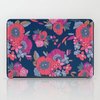 Janis Flower iPad Case