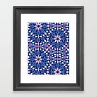 Rockin Morocco Tribal Ka… Framed Art Print