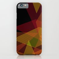 On Fire iPhone 6 Slim Case