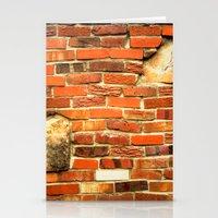 Brickwall Stationery Cards