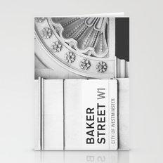 Baker Street Stationery Cards