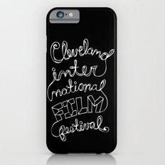 Scripted Slim Case iPhone 6s