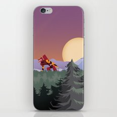 Three Minutes, Thirty Seconds iPhone & iPod Skin