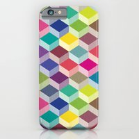 iPhone & iPod Case featuring Cubism by Amanda Dilworth