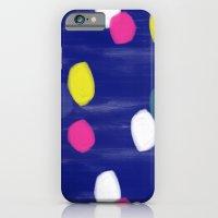 Spotty Blue iPhone 6 Slim Case