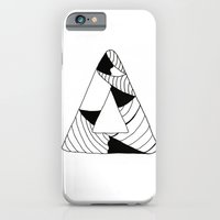 iPhone & iPod Case featuring Personal Stormer Triangle by iEatMusic