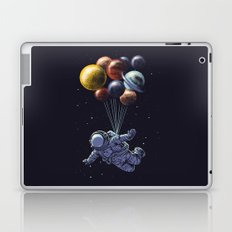 Space travel Laptop & iPad Skin