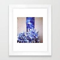 Spill Over Framed Art Print