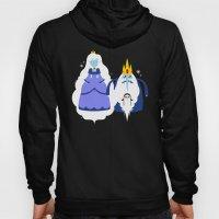 Ice Couple Hoody