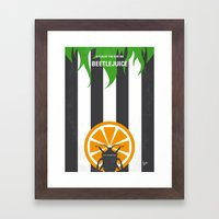 No531 My Beetle Juice Mi… Framed Art Print