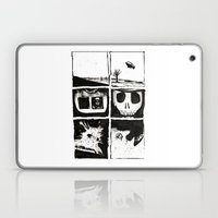 Death Laptop & iPad Skin
