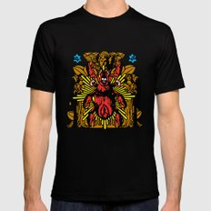 Cthulhu Rising: Vhuzompha SMALL Black Mens Fitted Tee