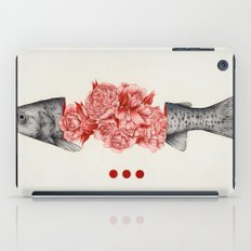 To Bloom Not Bleed II iPad Case