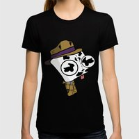 Rorschach GIR Womens Fitted Tee Black SMALL